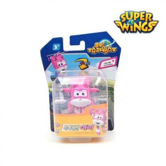 Harga Super Wings Mini Transforming ARI (PINK) - intl