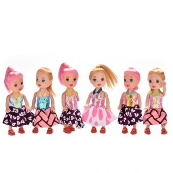 Harga Jetting Buy Cute Kids Mini Doll for Kelly Excellent Gifts Mixed Styles Styles Random