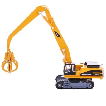 Harga Alloy Model Crane Truck for Boy Toys Gift - intl