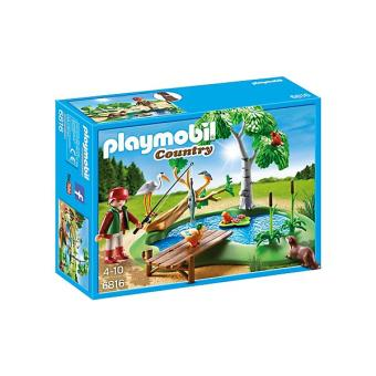 Harga Playmobil 6816 Fishing Pond