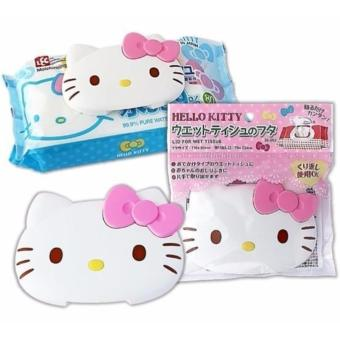 Harga OurOne&Only Hello Kitty Wet Wipes Lid