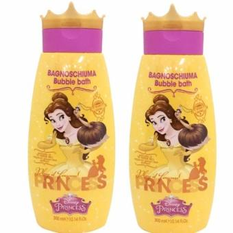 Naturaverde Disney Princess Bubble Bath Belle 300ml x2 bottles