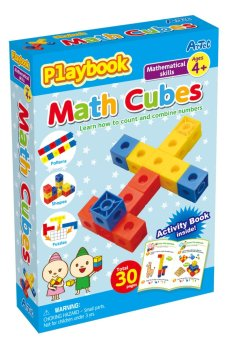 Harga Playbook Series - Maths Cube