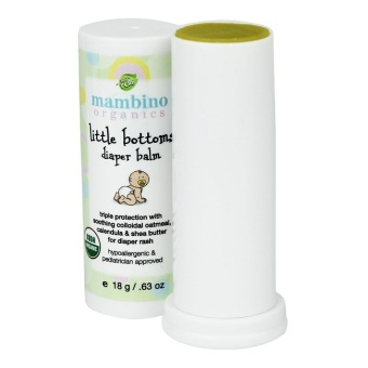 Harga Mambino Organics Little Bottom Diaper Balm 18g