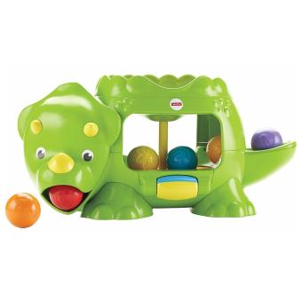Harga Fisher Price Double Poppin Dino(Multicolor)