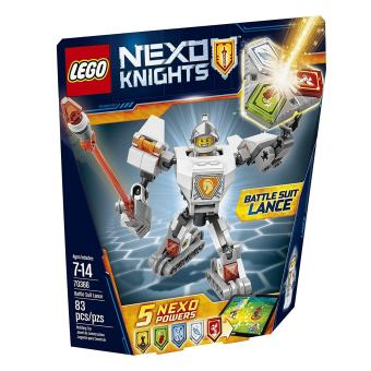 Harga LEGO 70366 Nexo Knights Battle Suit Lance
