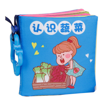 Harga Early childhood Yi Zhi dimensional cloth book