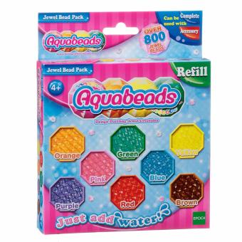 Harga Aquabeads Jewel Bead Pack