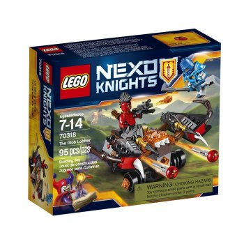 Harga LEGO 70318 Nexo Knights The Glob Lobber