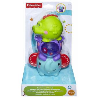 Harga Fisher-Price Stackin' Sounds Animals