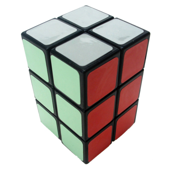 Harga Z-Cube 2x2x3 Magic Speed Cube Rotational Twisty Puzzle (Multicolor)