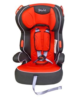 Harga BabyOne 2 in 1 Booster Carseat (Red)