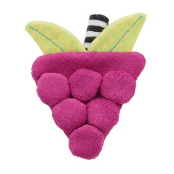Harga Sassy® SS80202 Freezie™ Terry Teether - Grapes