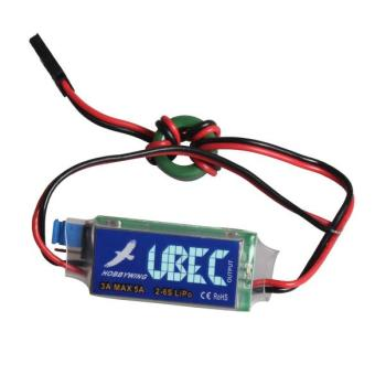Harga 3A UBEC 5V 6V Full Shielding Antijamming Switching Regulator