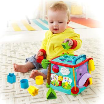 Harga Fisher-Price®Play & Learn Activity Cube
