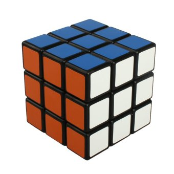Harga Shengshou Speed Magic Cube Rubik'S Cube 3X3X3 - intl
