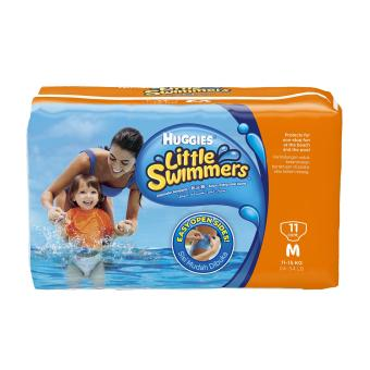 Harga Huggies Little Swimmers - M