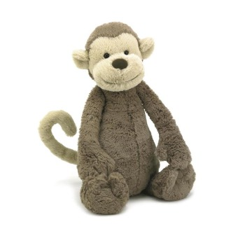 Harga Jellycat Bashful Animal - Monkey Large
