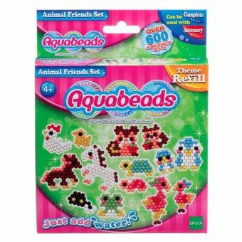 Harga Aquabeads Animal Friends Set