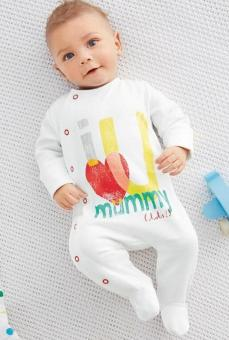 Newborn Infant Baby Boy Girls Kids Romper Bodysuit Outfit - intl