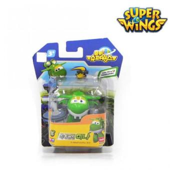 Harga Super Wings Mini Transforming MINA (GREEN) - intl