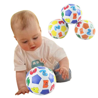 Harga Amart Children Educational Toy Baby Learning Rubber Ball