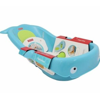 Harga Fisher-Price Precious Planet Whale of a Tub