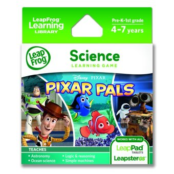 Harga LEAPFROG Explorer Software Learning Game: Disney • Pixar - Pixar Pals