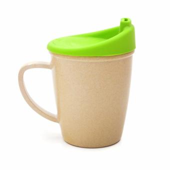 Harga Husk's Ware Junior Mug w/ Spout (Green)