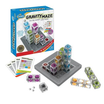 Harga Think Fun Gravity Maze
