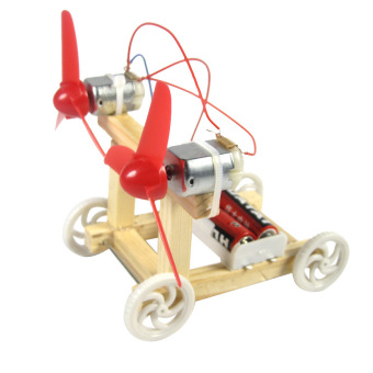 Harga Scientific experiments toys wings electric car primary school students small production technology diy child handmade small invention