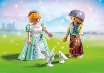 Harga Playmobil 6843 Princess and Handmaid Duo Pack
