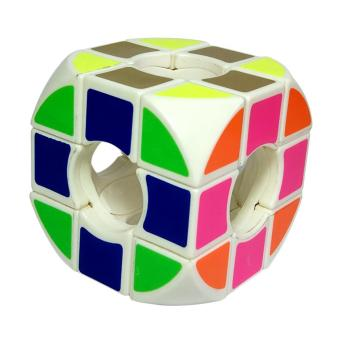 Harga 360DSC Hollow 3x3 Cube White Version Magic Cube - intl