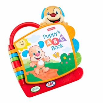 Harga FISHER-PRICE Laugh n Learn Puppy's ABC Book(Multicolor)