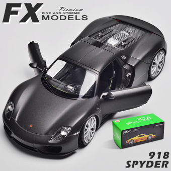 Harga Willie original porsche 918 rejoice in collection of gifts simulation supercar alloy car models car model