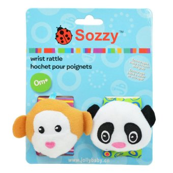 Harga Sozzy Wristlet Monkey and Panda Series A/05