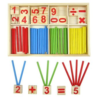 Harga Kids Wooden Montessori Early Learning - intl