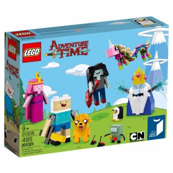 Harga Lego 21308 Adventure Time