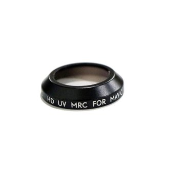 Harga 2017 MRC-UV MRC-CPL ND4 ND8 ND16 Camera Lens HD Filters for DJI MAVIC Pro Drone Black - intl