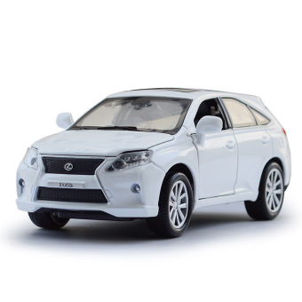 Harga Ka SIMULATION lexus RX450H 1:323 warrior alloy car model boy toys for children