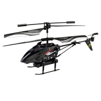 3.5 Ch Radio Remote Control RC Metal Gyro Helicopter with Camera Airplane