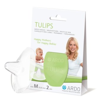 Harga Ardo Tulip M Nipple Shield