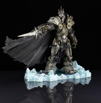 Harga WoW World of Warcraft: The Lich King Arthas Menethil Action Figure 8inch New Toy Game Collections Figure Furnishings Decorations