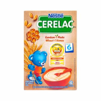 Harga Nestlé® CERELAC® Wheat & Honey 225g