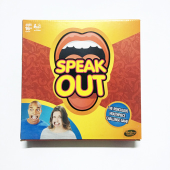 Harga Card game Speak Out Game - intl