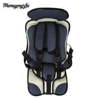 Harga Portable Baby Safety Car Seat Kids Chairs In Car - intl