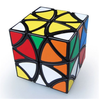 Harga Flower Cube - Curvy Copter Cube - Magic Cube - Twisty Puzzle - Type Cubikon Lucky Lion