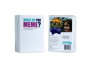 Harga What Do You Meme ? NEW Core Game Basic Main game Starter Pack Card Humanity - intl