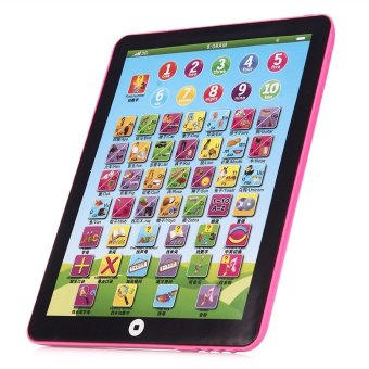 Harga Kids Children English Learning Pad Toy Educational Computer Tablet