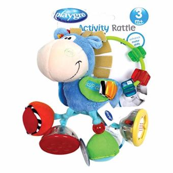 Harga Playgro Clip Clop Activity Baby Rattle